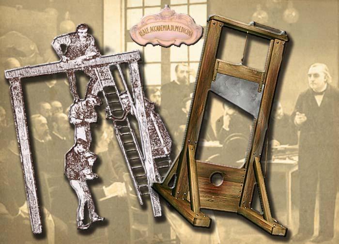 storia pena di Morte Torino impiccagione