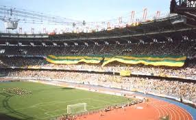 Stadio Delle Alpi, nel 1990 si giocava Brasile - Argentina