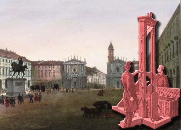 boia Torino Pietro Pantoni