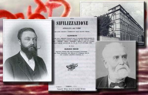 Photo of Casimiro Sperino: medico fondatore dell'Ospedale Oftalmico
