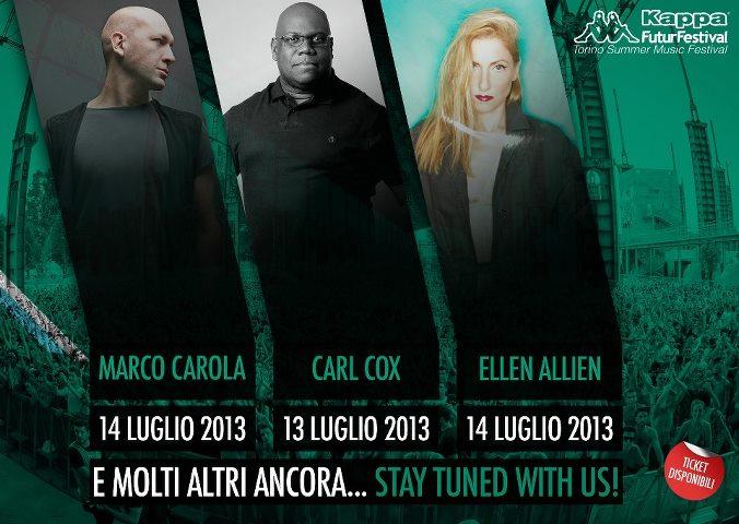 Torino Kappa FuturFestival 2013 4