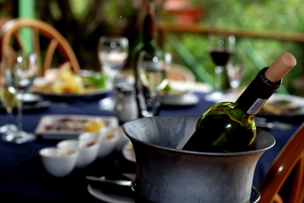 bottiglia di vino Doc e Docg Vini Piemonte