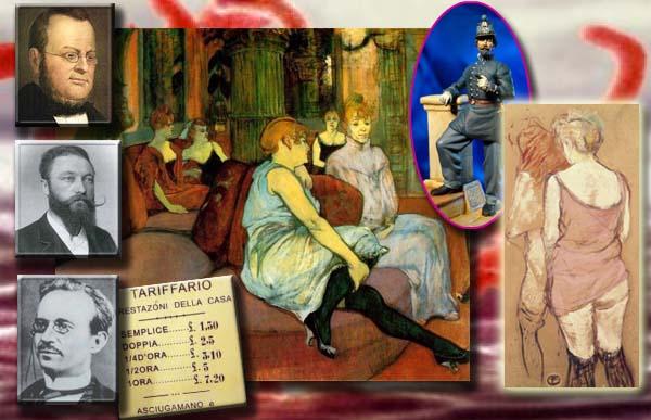 Prostituzione Torino: 1848 l'anno in cui si legalizzò