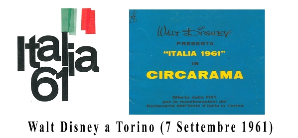Walt Disney, il padre di Topolino visitò Torino