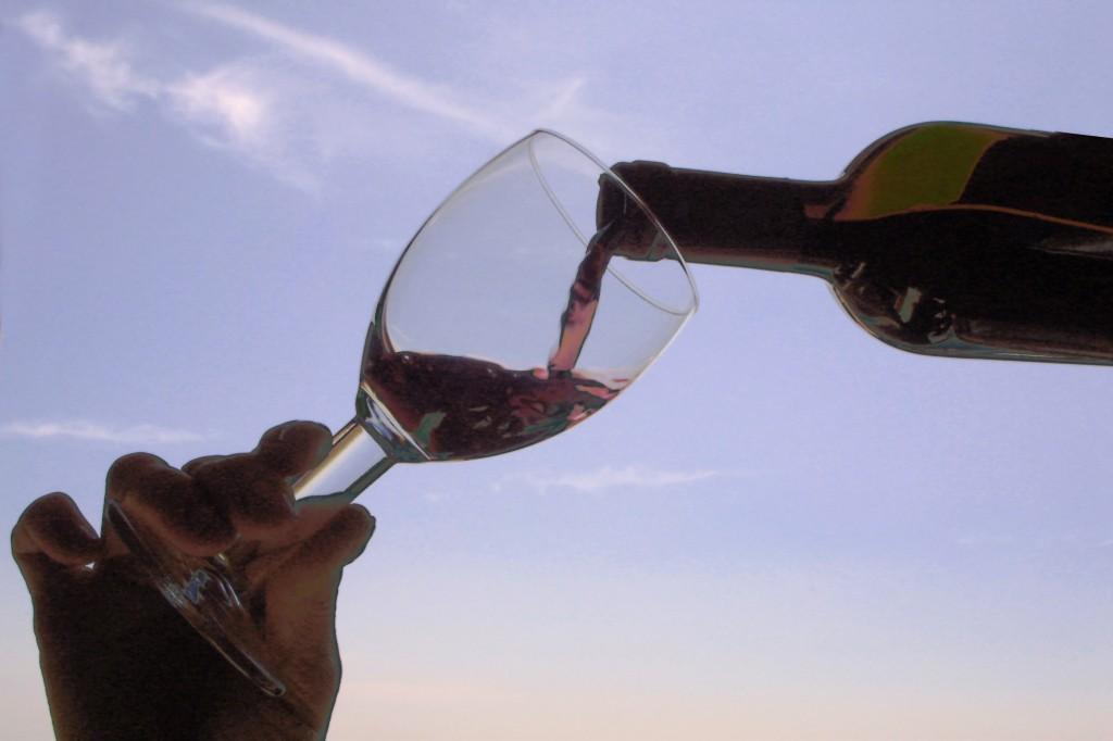 nascita festa dell'uva vino