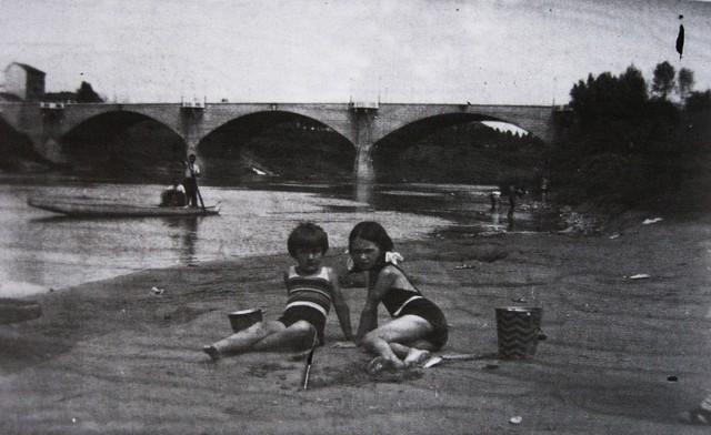 Quando a Torino c'era la spiaggia