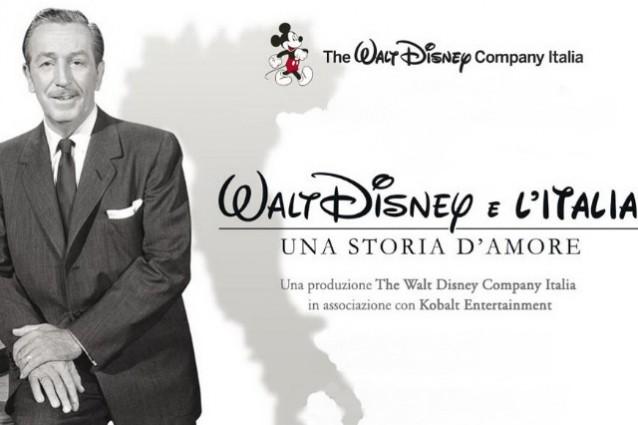 Torino abbraccia il re dei fumetti Walt Disney