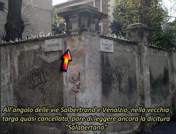 Toponomastica fascista: Da Venaus e Salbertrand a Venalzio e Salabertano