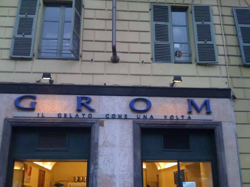 Grom chiusura anno economico in negativo Torino