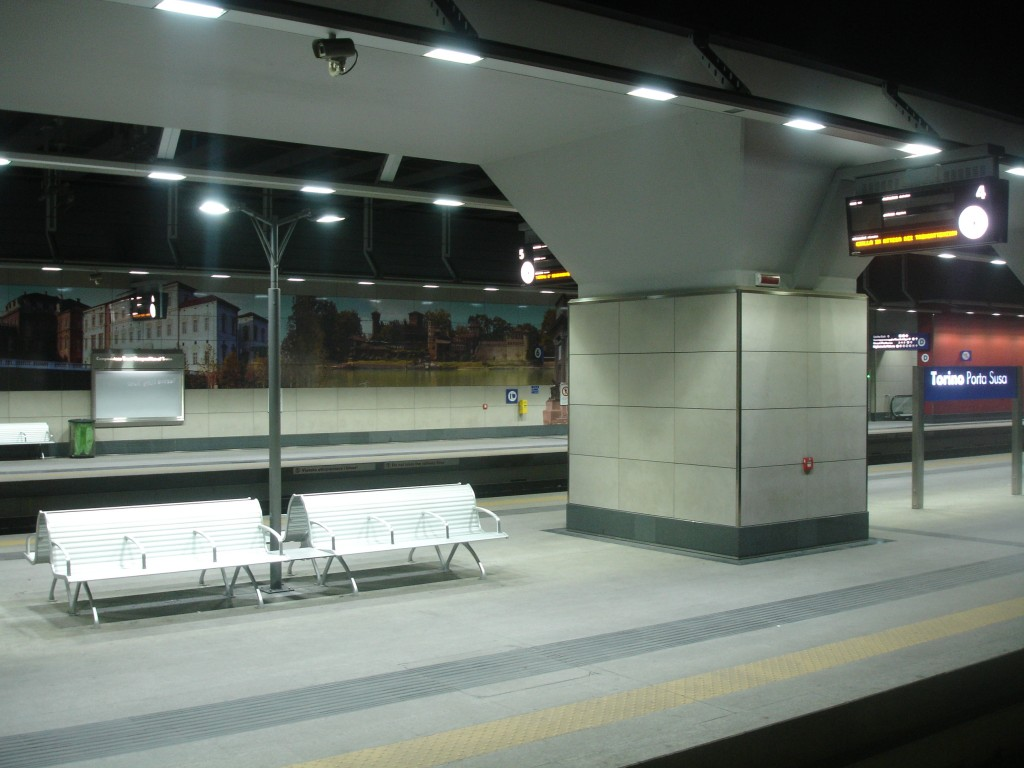 Torino Porta Susa è la migliore stazione europea del 2013