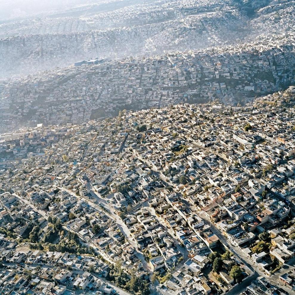 Torino vista da un'aquila è più bella di New York!