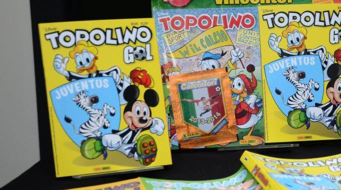 Arriva TopolinoGol: Juve e Toro in copertinaArriva TopolinoGol: Juve e Toro in copertinaArriva TopolinoGol: Juve e Toro in copertina
