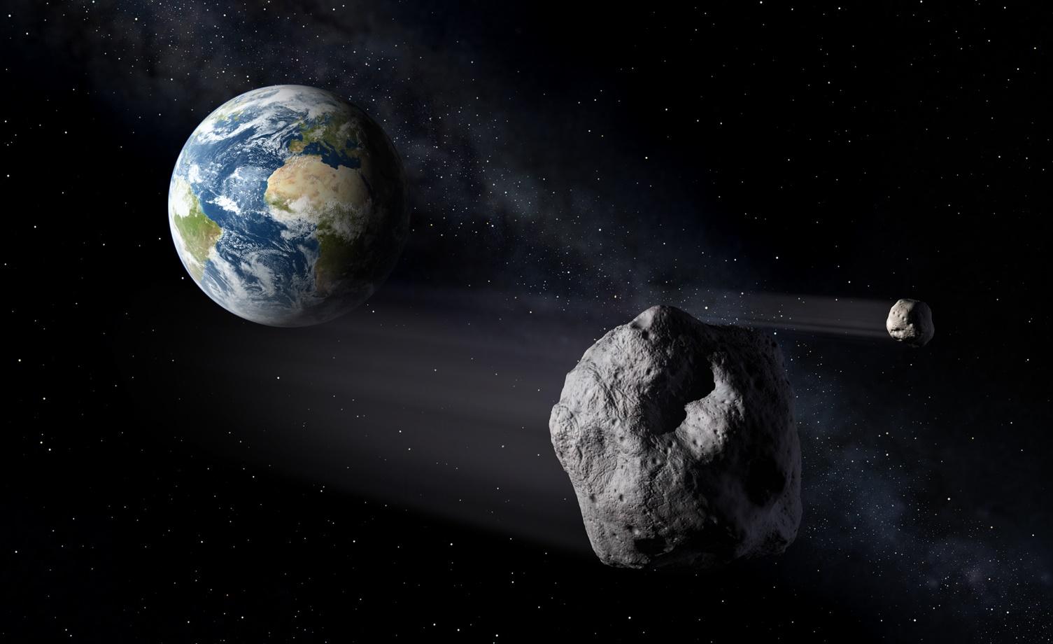 Photo of L'asteroide chiamato Torino e i suoi compagni celesti