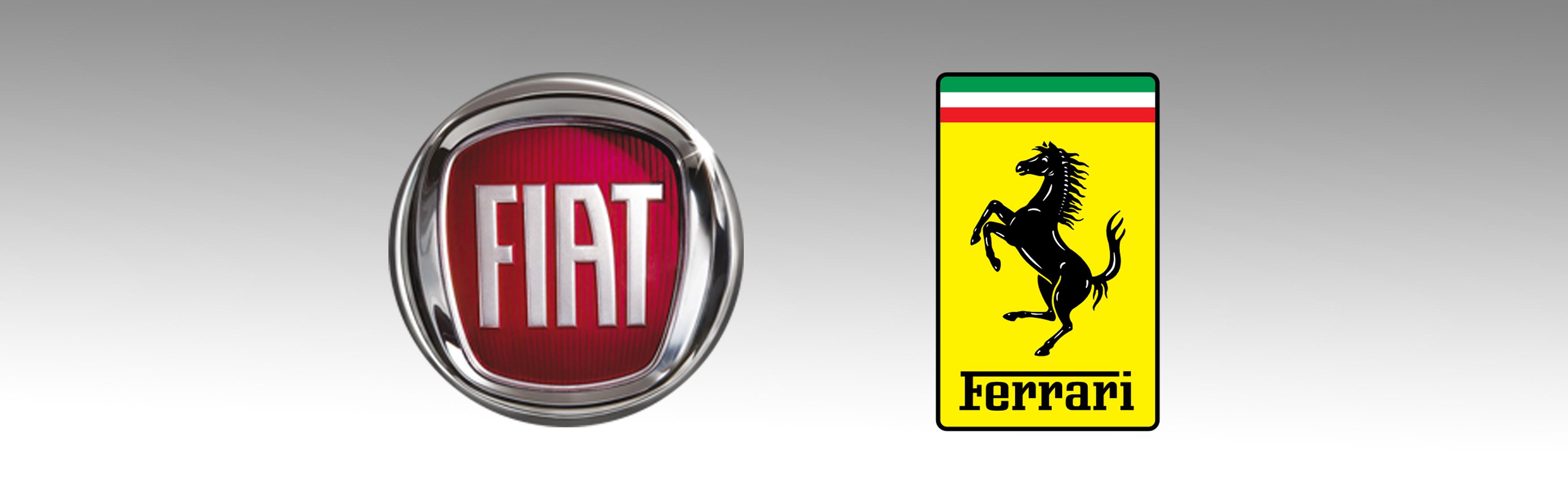 Ferrari-Fiat, il legame è nel nome