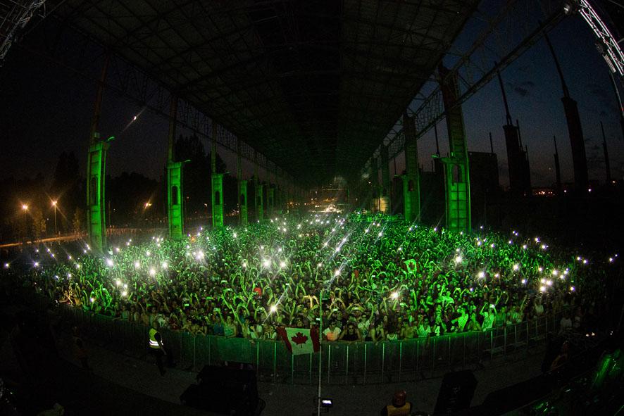 Kappa Festival, il Futur di Torino 5 6 luglio 2014