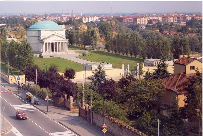 Bela Rosina il piccolo Pantheon di Torino
