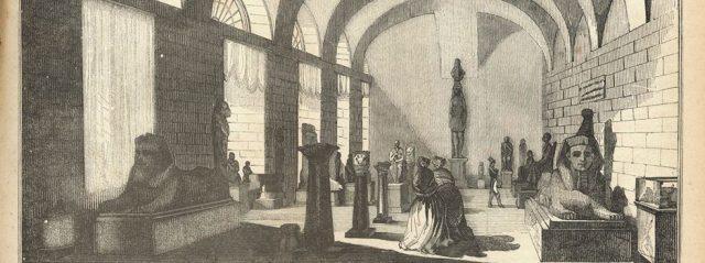 Museo Egizio di Torino, una conquista tutta italiana