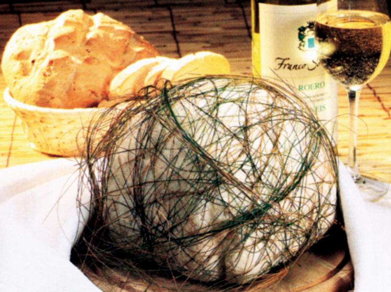 Seiras del fen La cucina Valdese  Piemonte