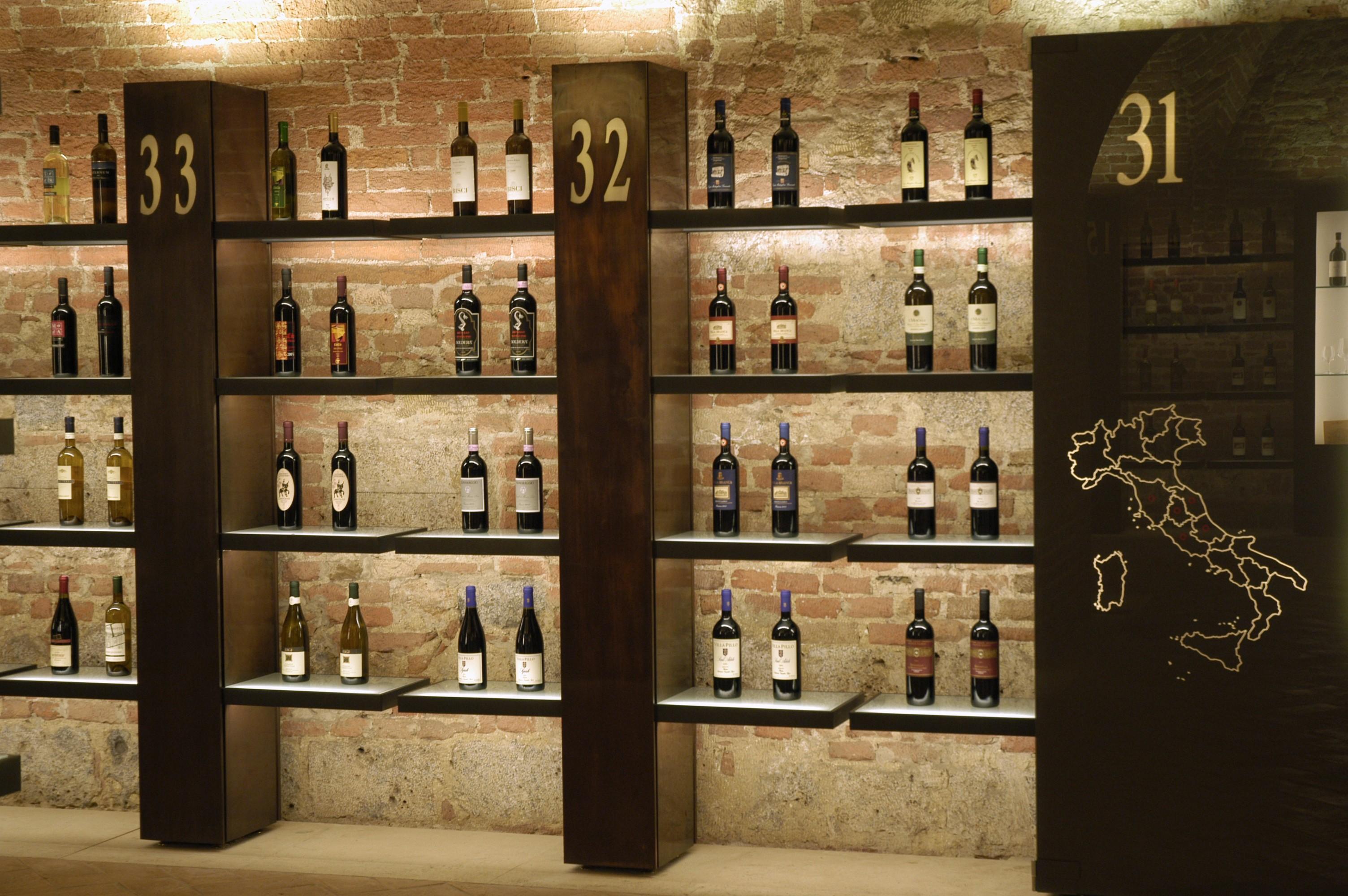 Doux d henry il vino di enrico iv mole24 for Arredare ristorante ikea