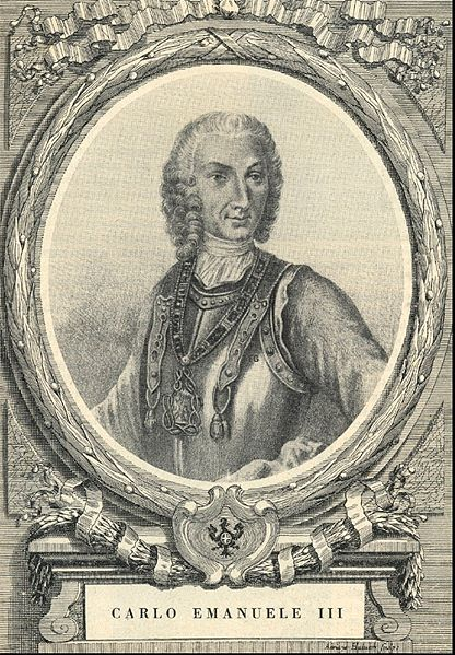24 marzo 1750: la prima legge anti-inquinamento Carlo Emanuele III