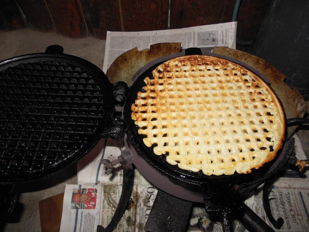 Miasi e Gofri: street food alla piemontese