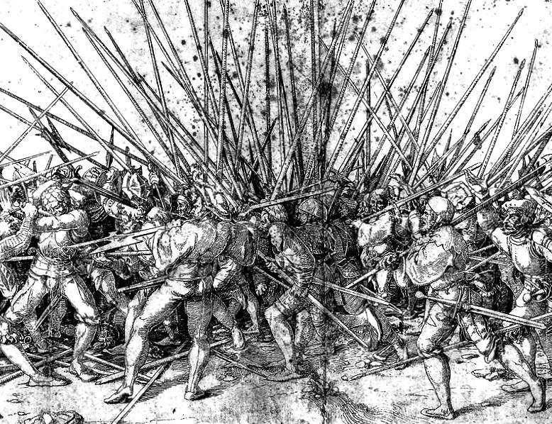 L'ultima battaglia di Giovanni dalle Bande Nere