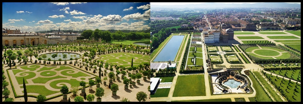 Venaria: la piccola versailles all'italiana