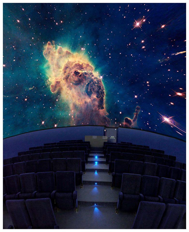 """Il Planetario di Torino """"parla con le stelle"""""""