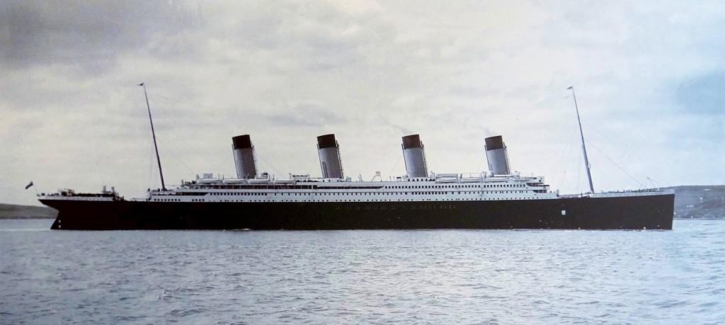I 13 piemontesi del Titanic 1912