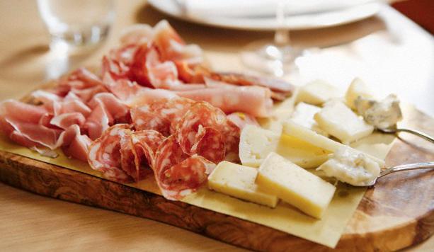 La merenda sinoira Piemonte