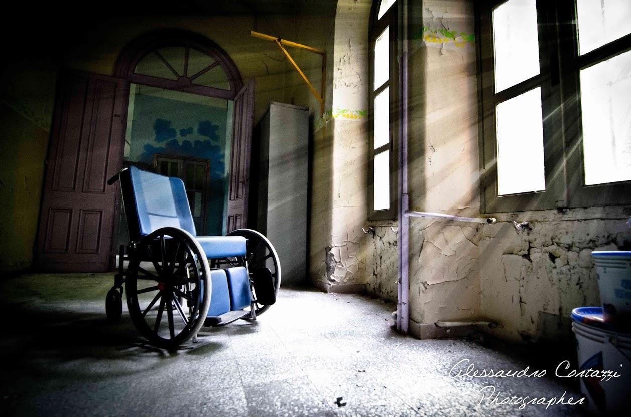 L'ex-ospedale Psichiatrico Certosa di Collegno