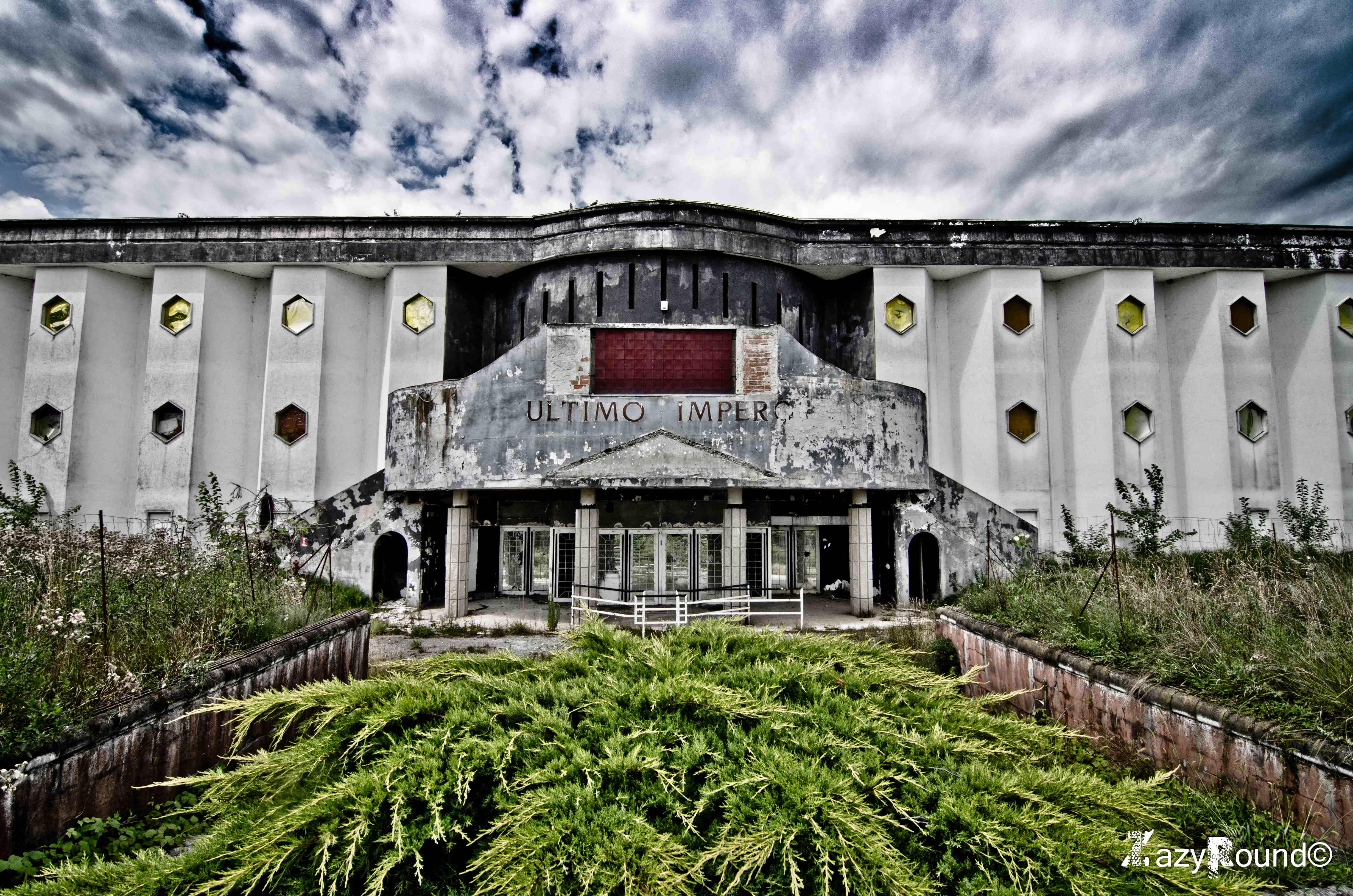 Photo of La caduta della discoteca Ultimo Impero in provincia di Torino
