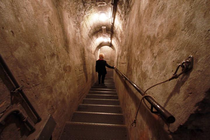 Bunker: i rifugi di Torino