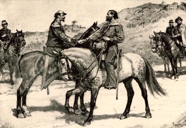 Photo of Quando Garibaldi incontrò il re. A Teano? No.