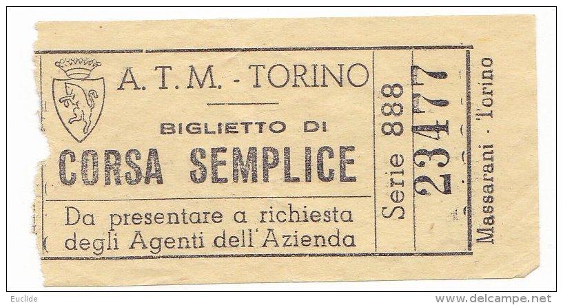 Nascita trasporto pubblico Torino: quando è avvenuta?
