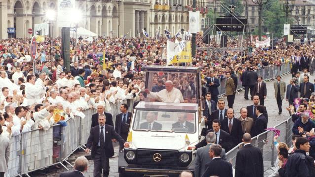 Photo of La Messa di Papa Francesco si terrà in piazza Vittorio