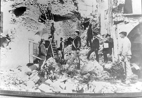 23 febbraio 1887, il terremoto scuote il nord Italia ( e Torino)