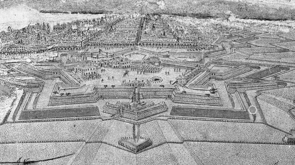 Photo of Corso G. Ferraris, scoperti i resti di una fortificazione dell'Antica Cittadella