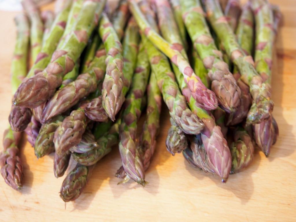 Ricetta per la Tartrà di asparagi