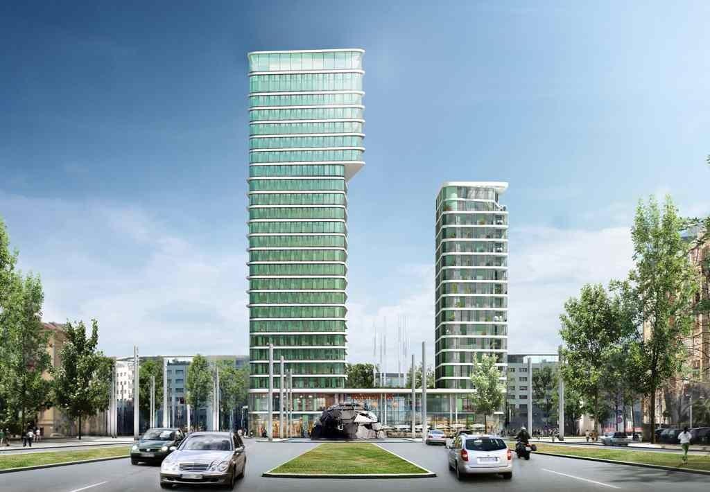 Porta Europa: un nuovo grattacielo a Torino?