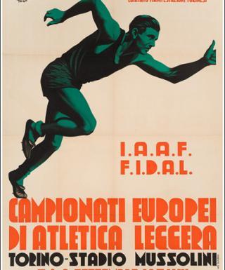 Photo of 8 settembre 1934: i primi Campionati Europei di Atletica a Torino
