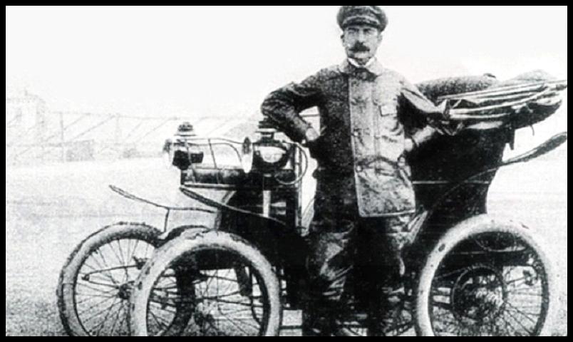 Giovanni Battista Ceirano, il pro zio della FIAT