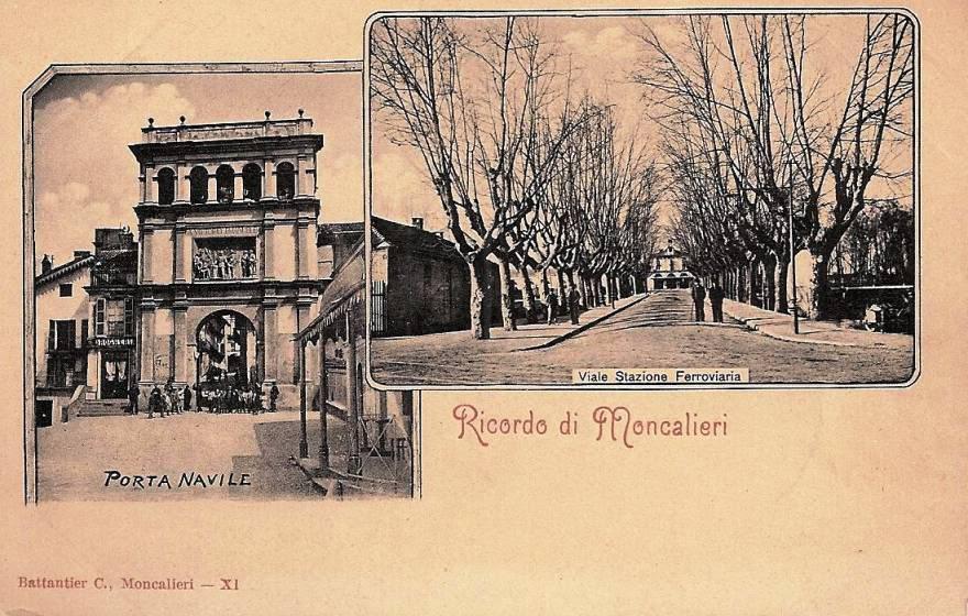 Photo of 24 settembre 1848, nasceva la tratta Torino – Moncalieri