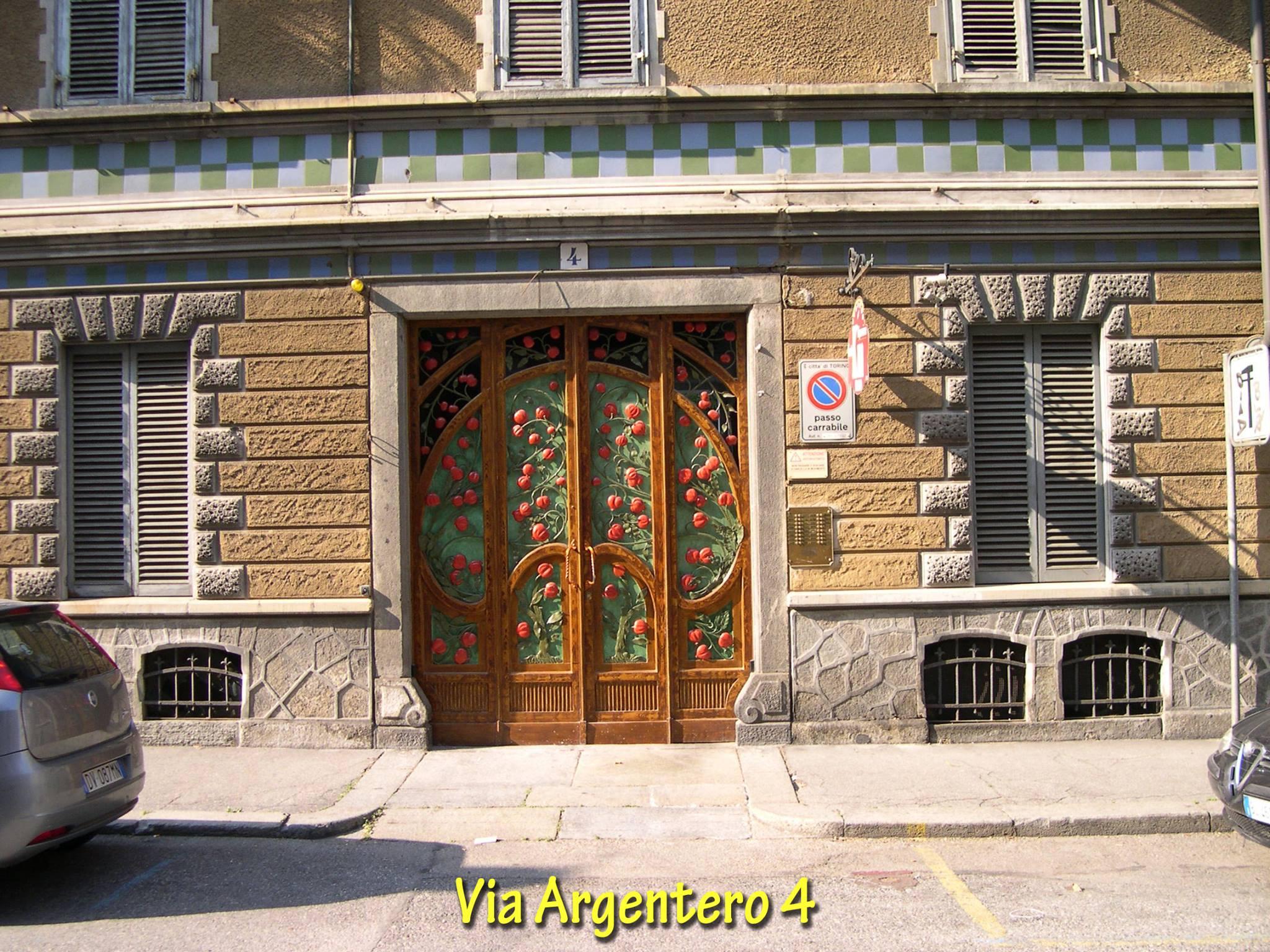 """Torino 1994 San Salvario: riti """"voodoo"""" in via Argentero?"""