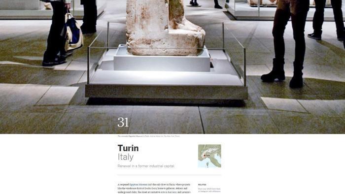 Photo of Le 52 città del mondo da visitare nel 2016 per il New York Times: c'è anche Torino