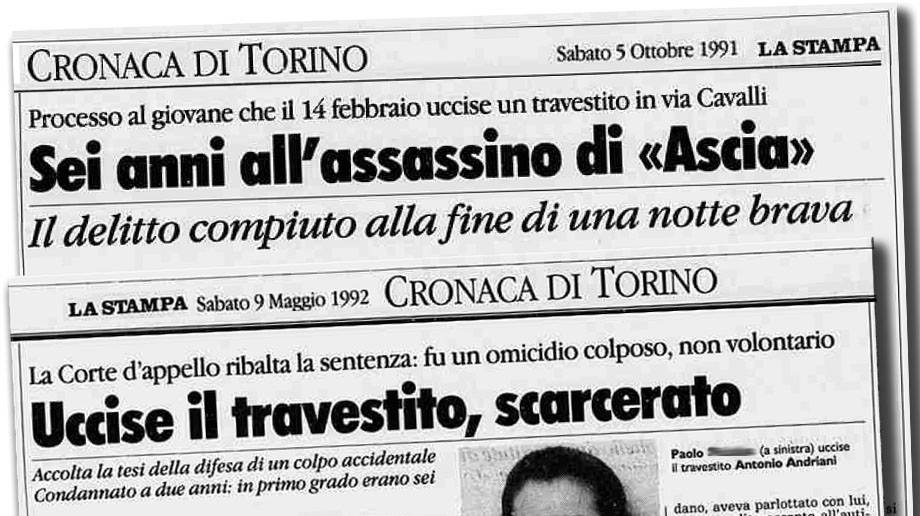 Photo of L'omicidio della notte di San Valentino: Torino, 14 febbraio 1991