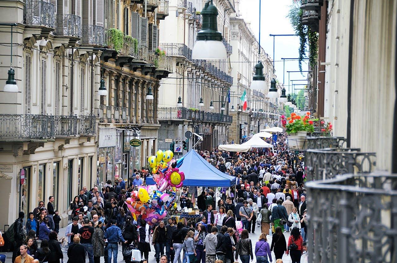 Photo of Via Garibaldi: la prima via pedonale con wifi gratuito