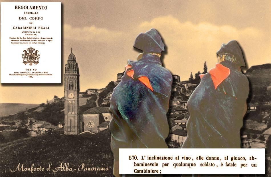 Photo of 17 aprile 1860: la Corte d'Appello di Torino giudica gli exploit di un carabiniere assatanato