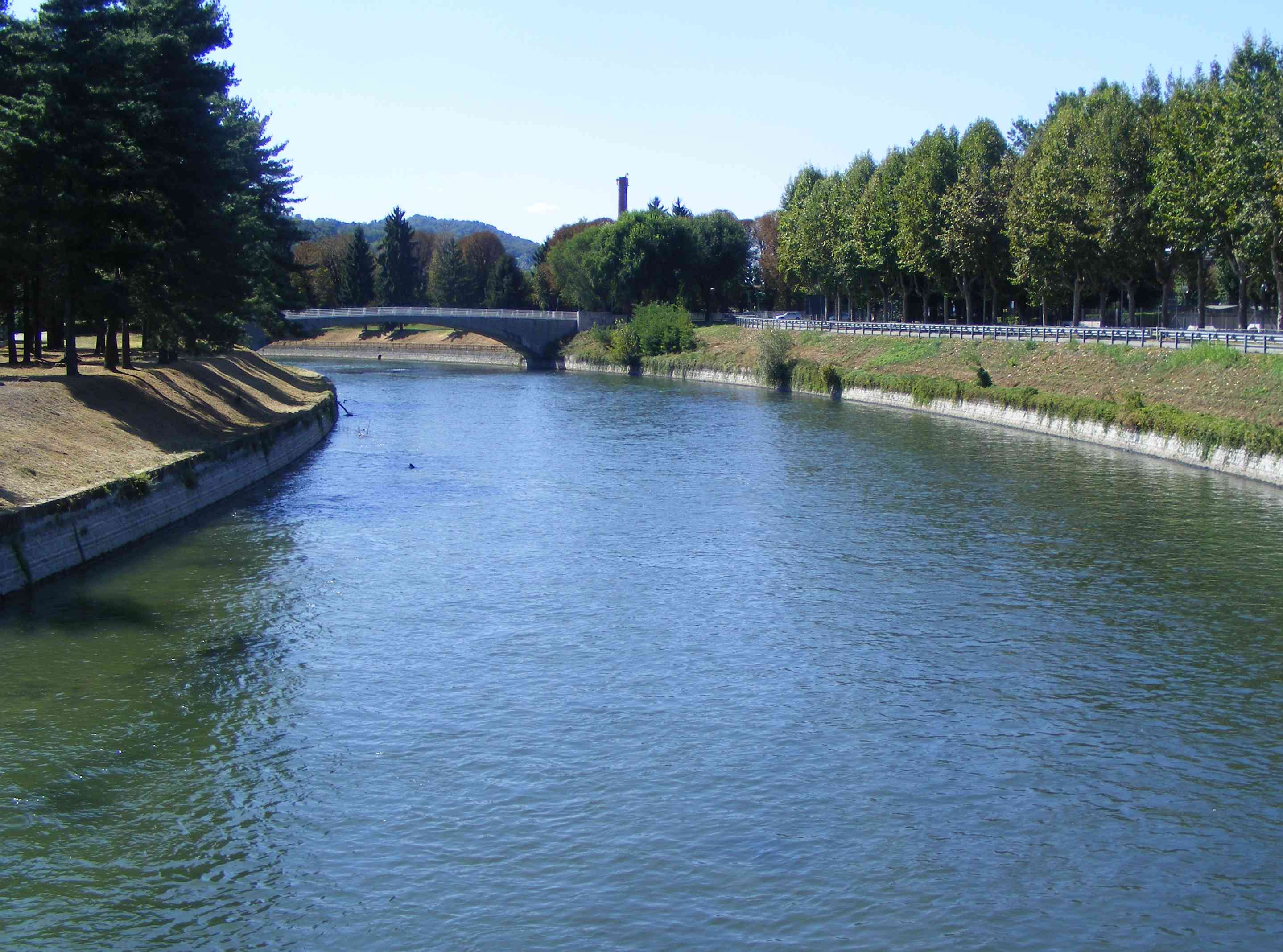 Photo of Il canale Cavour compie 151 anni