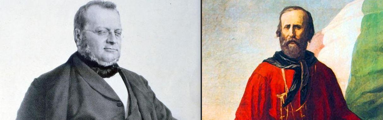 Photo of 18 Aprile 1861: in Parlamento si scontrano Garibaldi e Cavour sul futuro dell'Italia